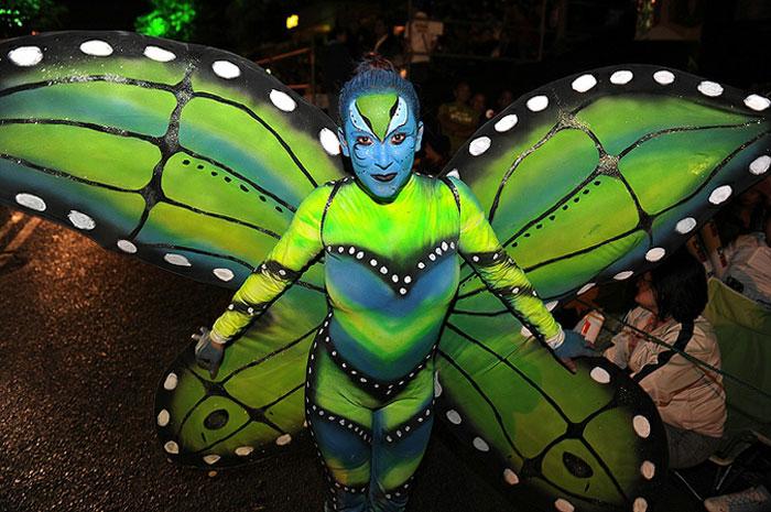 Фестиваль света в Коста-Рике