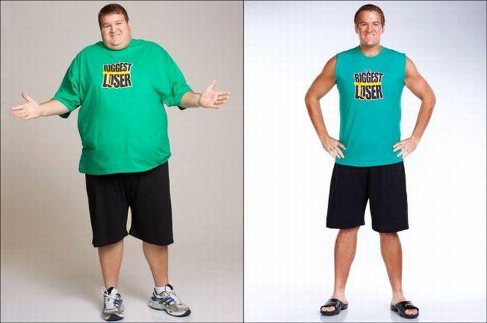 Участники с реалити-шоу The Biggest Loser