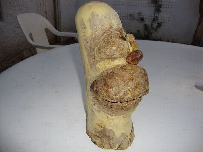 Буратино или Симпсон (12 фото)
