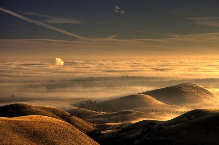 Потрясающие фотографии природы