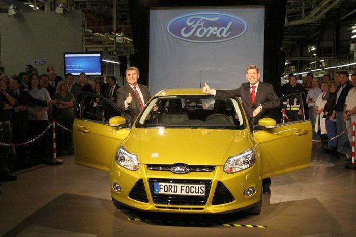 Ford Focus нового поколения