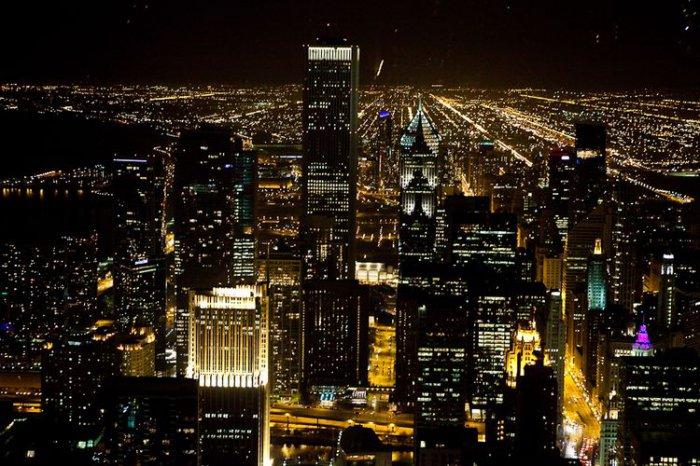 Прогулка по Чикаго