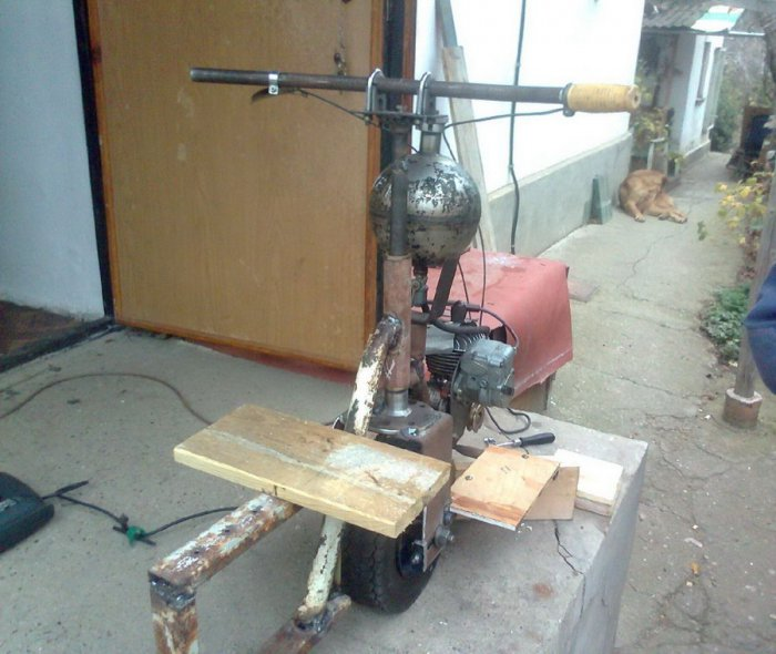Аппарат для передвижения (3 фото)