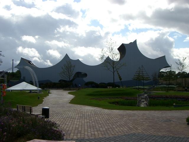 Выставочный центр Cumulus в Дании