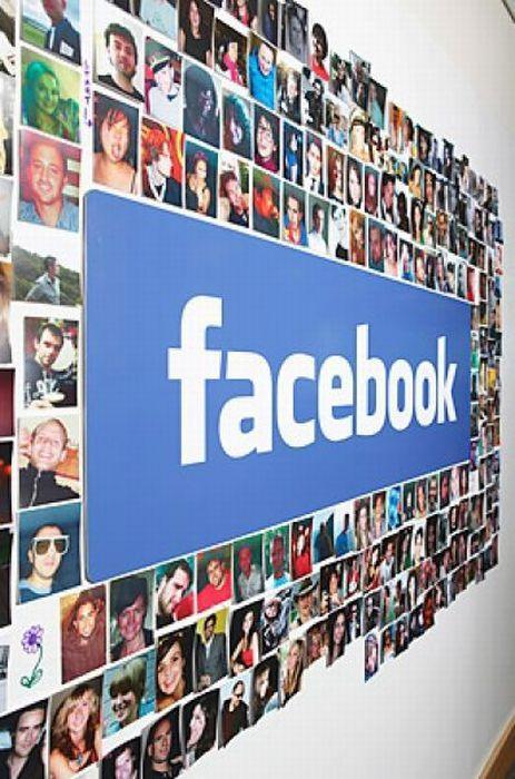 Офис компании Facebook (44 фото)