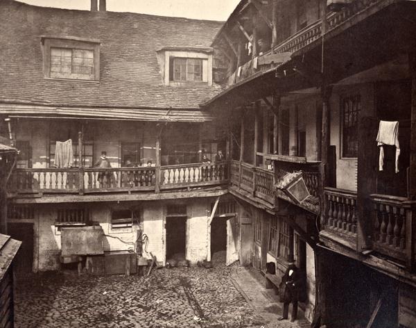 Фотографии старого Лондона