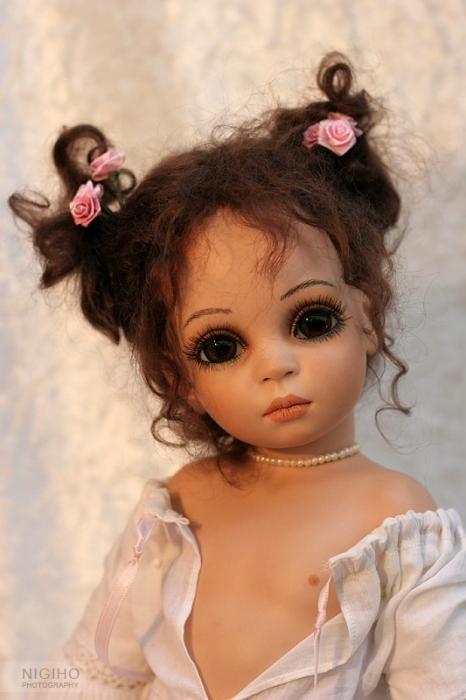 Как сделать красивые куклы