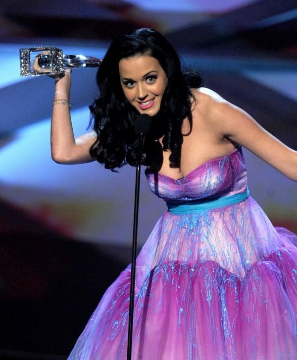 Красотка Кэти Перри (Katy Perry) на церемонии «People's Choice Awards - 201 ...