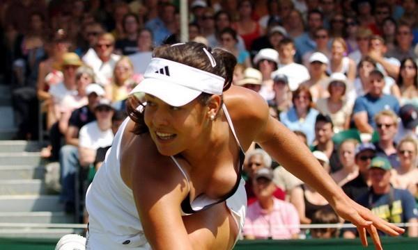 фото красивых голых теннисисток