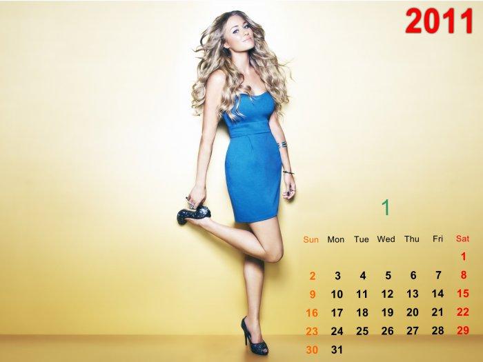 Звёздный календарь 2011
