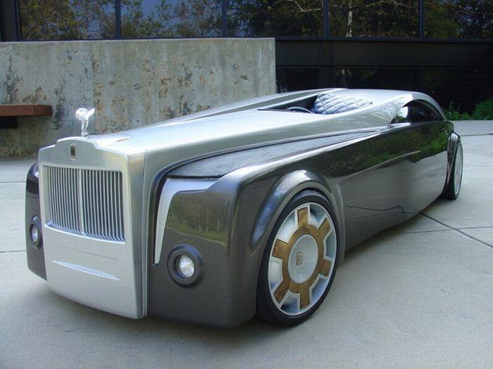Rolls-Royce Apparition (15 фото)