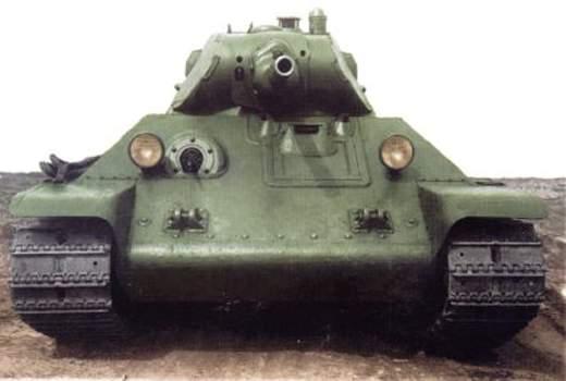 Немного интересного о танке Т-34