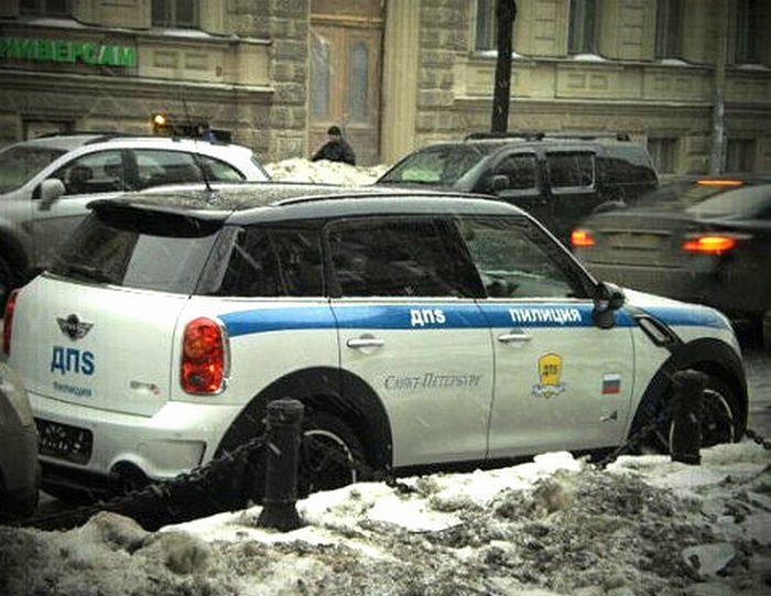 Полиция + милиция?
