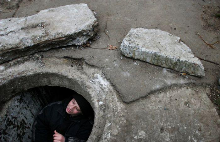 Бездомные дети Одессы (30 фото)