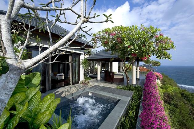 Отель Banyan Tree Ungasan на острове Бали