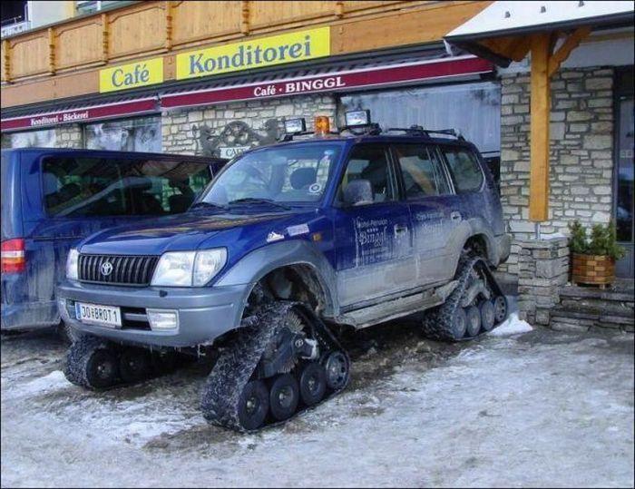 Самые уникальные автомобили