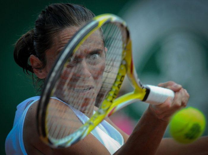 Картинки прикольные про игру в теннис