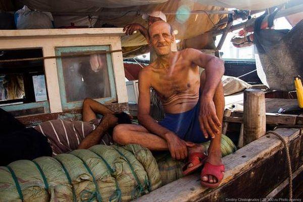 Будни египетских моряков (45 фото)