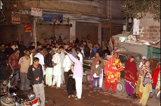 На юго-западе Пакистана произошло сильное землетрясение