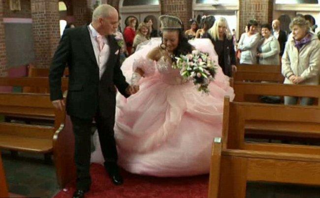 Красивая свадьба 12 фото