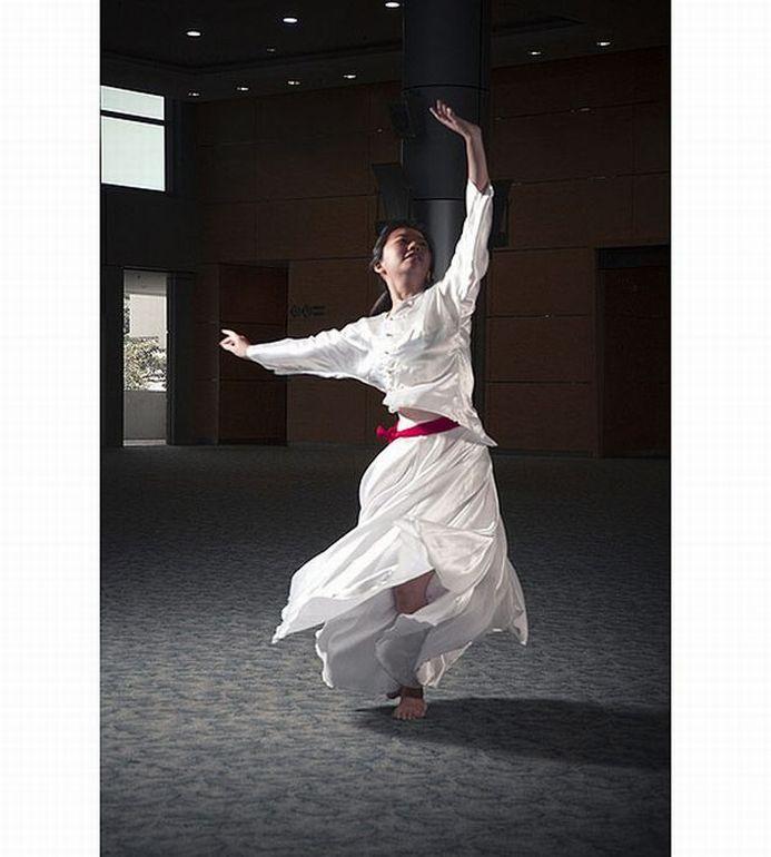 первую люди в танце фото меланин