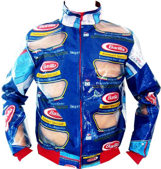 Дешевая одежда из упаковок