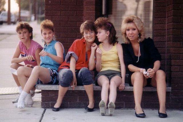 Фото как мы жили в 80 е