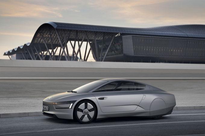 Formula XL1 Concept от Volkswagen