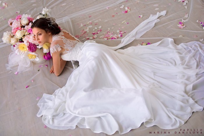 Коллекция свадебных платьев от Марины Даниловой
