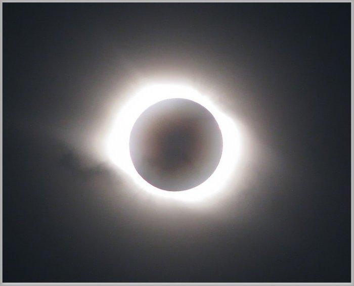Солнечное затмение 2011 года