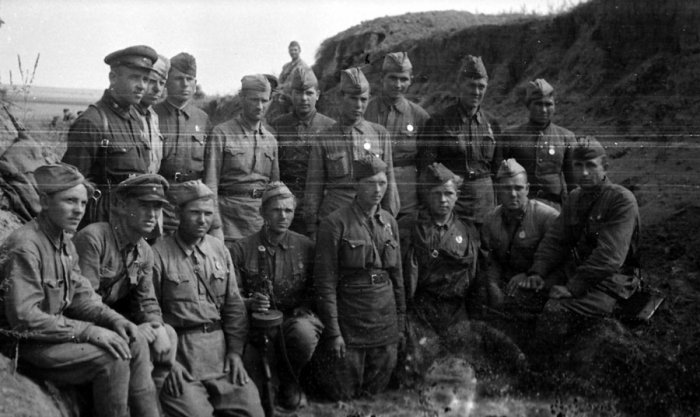 Фотографии времён Второй Мировой Войны (Часть 1)