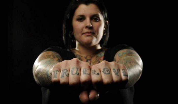 Выставка татуировок 2011 (11 фото)