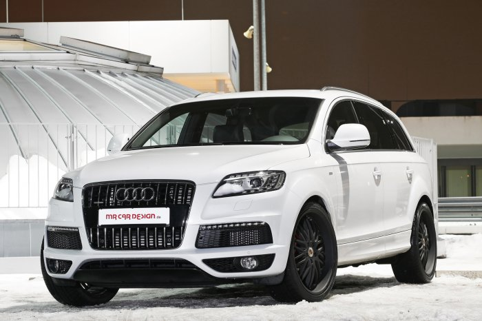 MR Car Design Audi Q7 (12 фото)