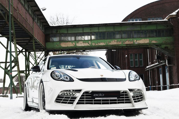 Edo Competition Porsche Panamera Turbo (20 фото)