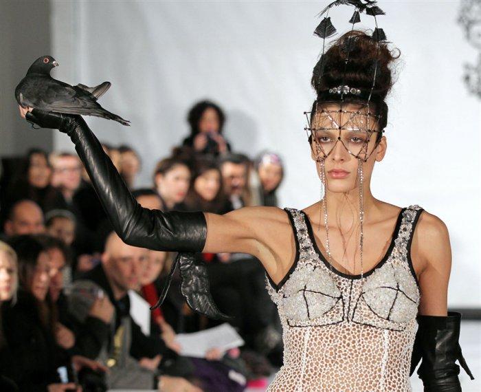 В Париже неделя высокой моды