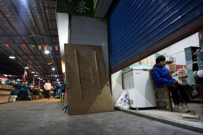 Замена няни в Китае