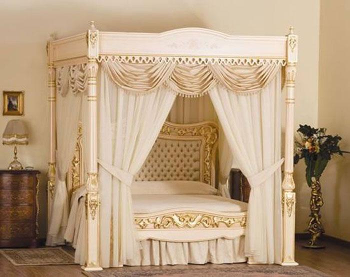 Самая дорогая кровать в мире