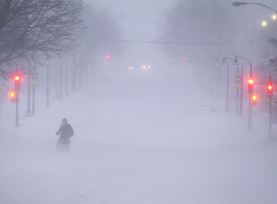 ГИБДД предупреждает: на территории края ухудшаются погодные условия