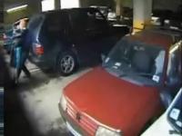 Любовники на парковке