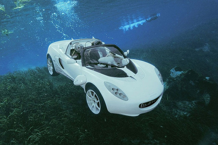 Подводный автомобиль