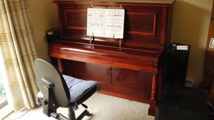 Вторая жизнь пианино