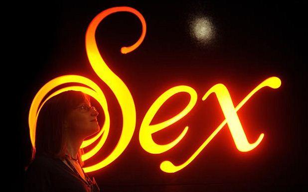 Выставка «Природа и сексуальность» в Лондоне