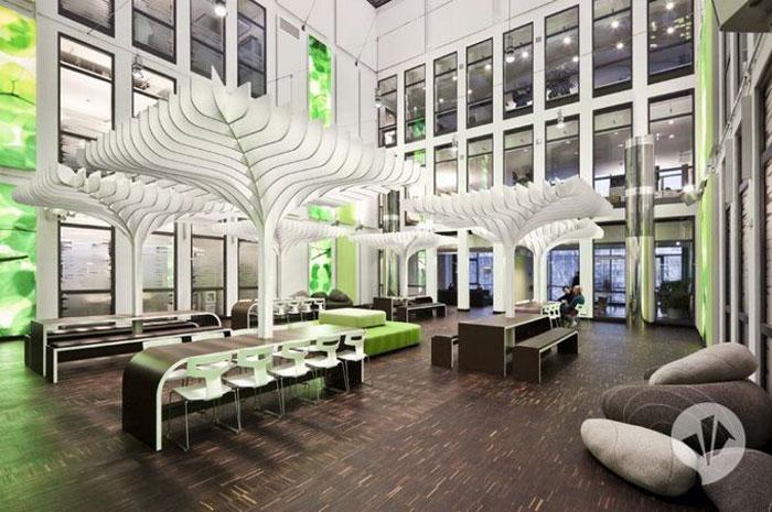 Офис компании MTV в Германии