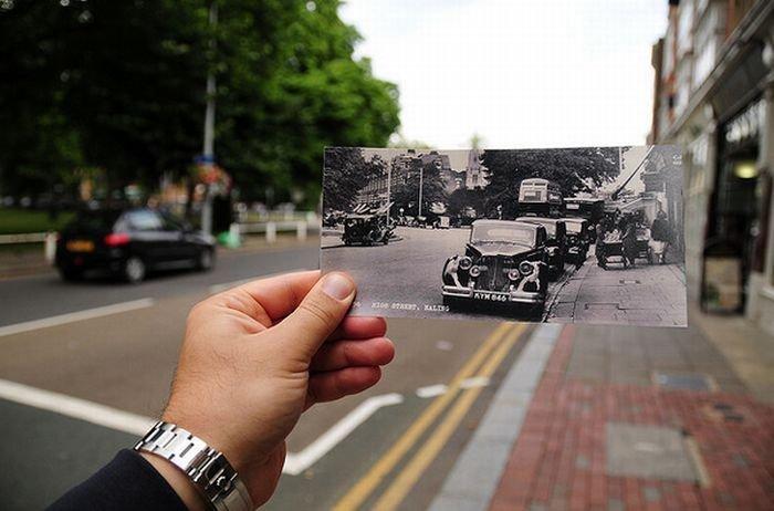 Если соединить прошлое и настоящее (75 фото)