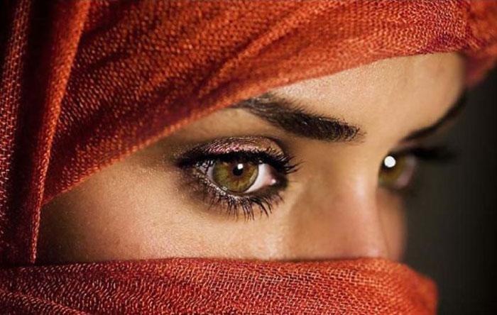 Ах эти прекрасные глаза!