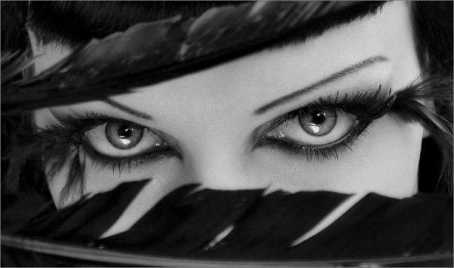 Фото красивые глаза на аву