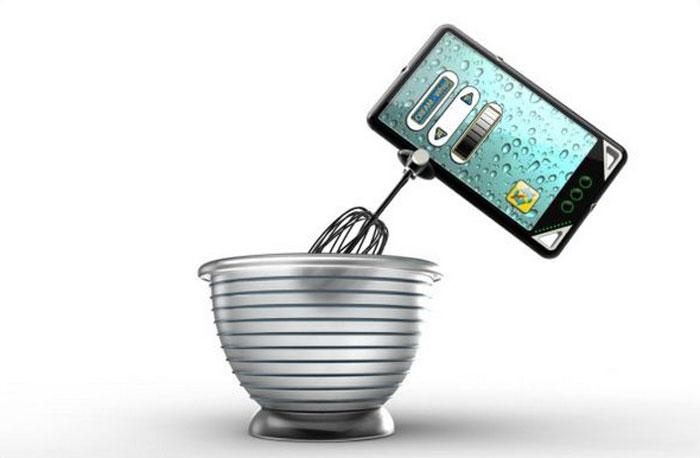Мега многофункциональный телефон