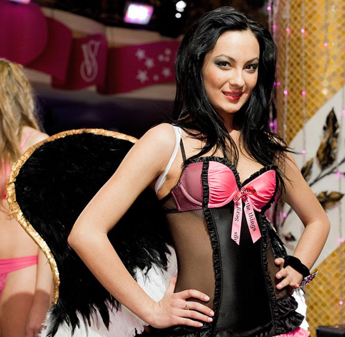 Показ нижнего белья «Victoria's Secret» в Одессе