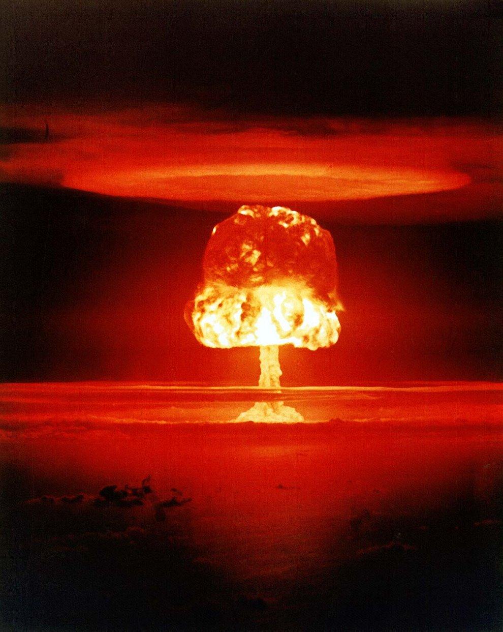 Ядерная бомба картинки