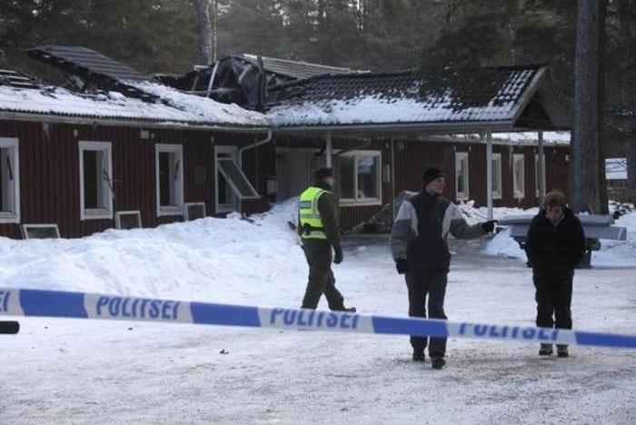 Трагедия в эстонском детдоме города Хаапсалу